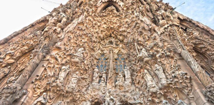 Antoni Gaudi's unfinished masterpiece
