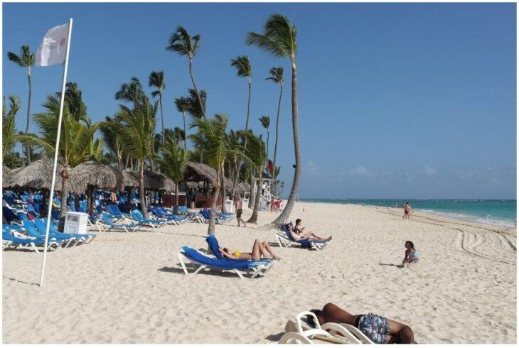 Beach of Punta Cana