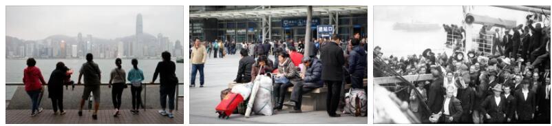 Emigration to China
