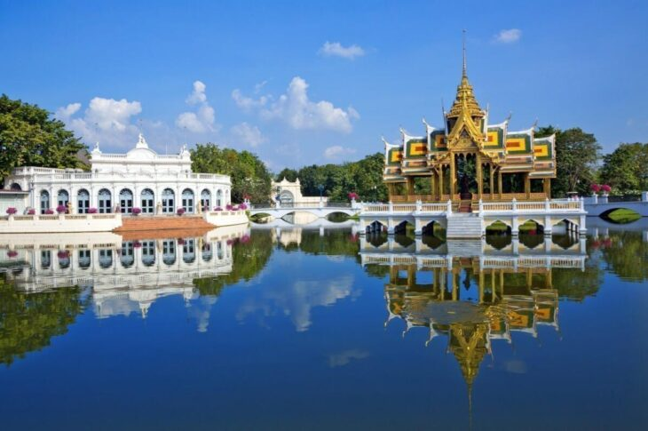 Mini Cruise to Nonthaburi - Royal Summer Palace Bang Pa-In - Sunset in Ayutthaya 3