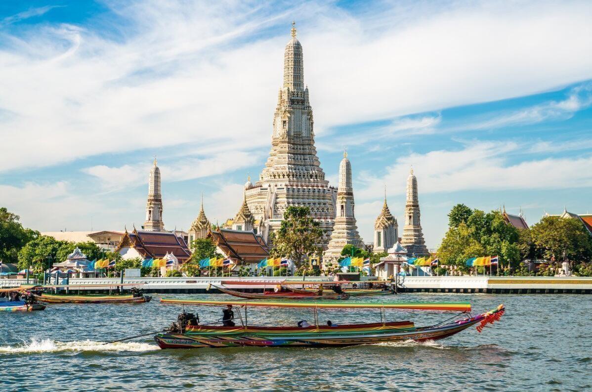 Mini Cruise to Nonthaburi - Royal Summer Palace Bang Pa-In - Sunset in Ayutthaya