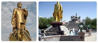 Turkmenistan Cult of Personality