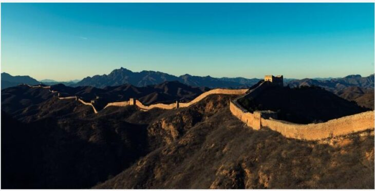 Want to visit the Great Wall of China